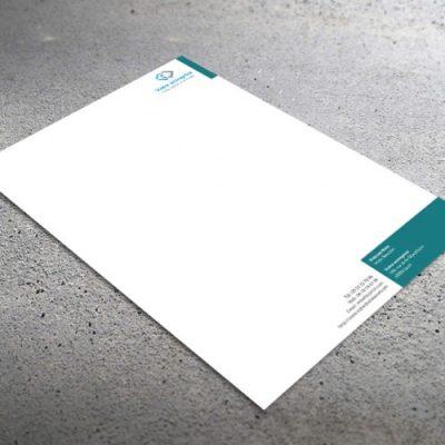 artetcouleurs-Papier à lettres
